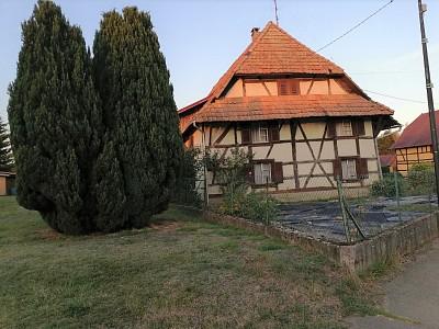MAISON A VENDRE - DANNEMARIE - 140 m2 - 129000 €