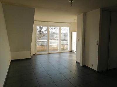 APPARTEMENT T2 - BRUNSTATT - 48,42 m2 - VENDU