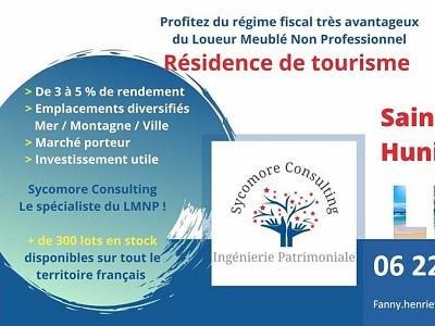 Résidence de Tourisme A VENDRE - ST LOUIS - 15,03 m2 - 56565 €