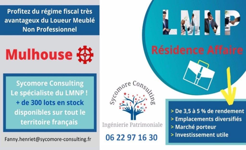 Résidence Affaire A VENDRE - MULHOUSE - 19,1 m2 - 101768 €
