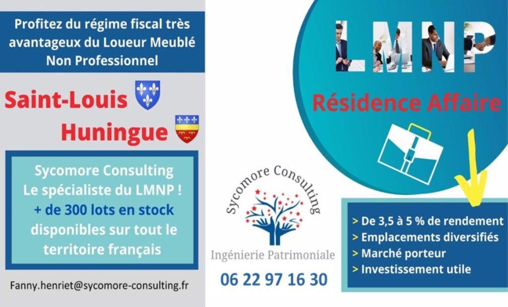 Résidence Affaire A VENDRE - ST LOUIS - 19,1 m2 - 101768 €