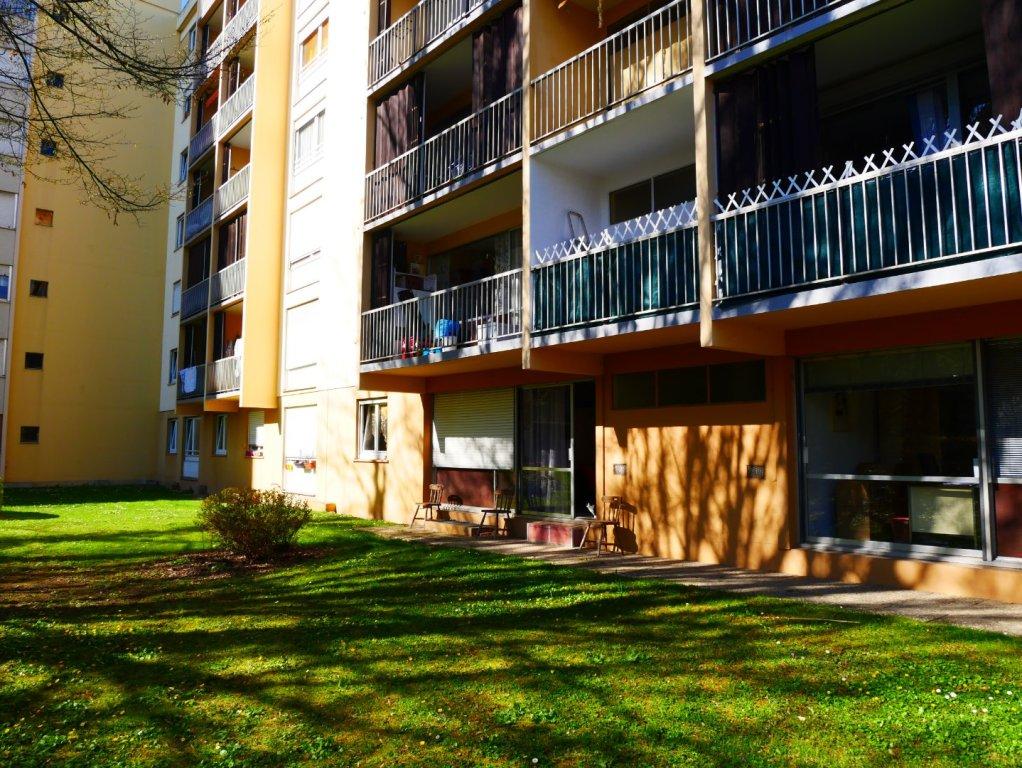 APPARTEMENT T1 A VENDRE - MULHOUSE - 39,45 m2 - 59000 €