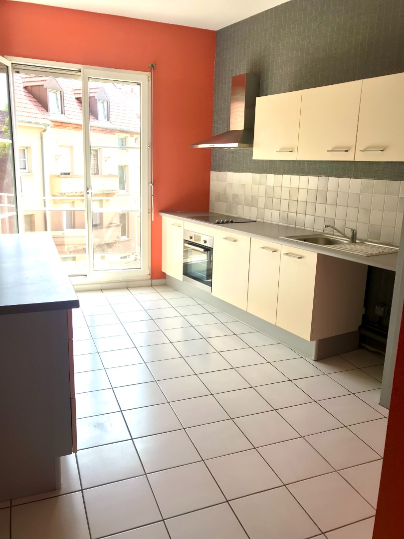 APPARTEMENT T3 A VENDRE - MULHOUSE - 77,45 m2 - 160000 €